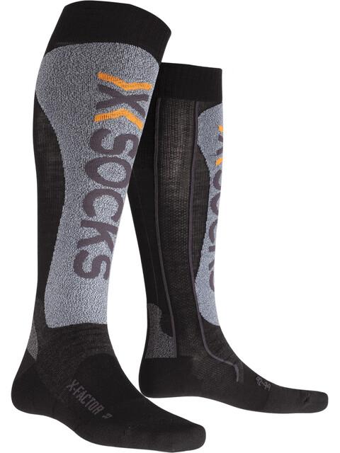 X-Socks X-Factor Socks grey/black
